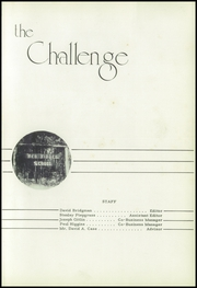 Page 5, 1950 Edition, Ben Lippen School - Challenge Yearbook (Asheville, NC) online yearbook collection