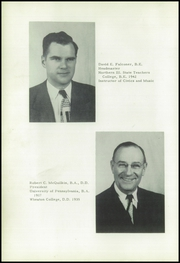 Page 8, 1950 Edition, Ben Lippen School - Challenge Yearbook (Asheville, NC) online yearbook collection
