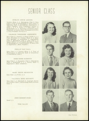 Page 17, 1948 Edition, Fuquay Springs High School - Greenbriar Yearbook (Fuquay Springs, NC) online yearbook collection