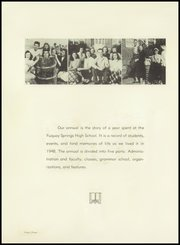 Page 8, 1948 Edition, Fuquay Springs High School - Greenbriar Yearbook (Fuquay Springs, NC) online yearbook collection
