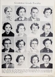 Page 17, 1958 Edition, Fuquay Springs High School - Greenbriar Yearbook (Fuquay Springs, NC) online yearbook collection