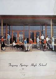 Page 7, 1958 Edition, Fuquay Springs High School - Greenbriar Yearbook (Fuquay Springs, NC) online yearbook collection