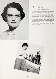 Page 10, 1960 Edition, Fuquay Springs High School - Greenbriar Yearbook (Fuquay Springs, NC) online yearbook collection