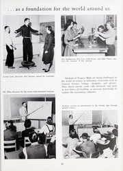 Page 17, 1960 Edition, Fuquay Springs High School - Greenbriar Yearbook (Fuquay Springs, NC) online yearbook collection