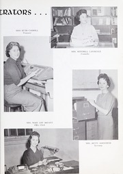 Page 15, 1961 Edition, Fuquay Springs High School - Greenbriar Yearbook (Fuquay Springs, NC) online yearbook collection