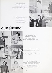 Page 17, 1961 Edition, Fuquay Springs High School - Greenbriar Yearbook (Fuquay Springs, NC) online yearbook collection