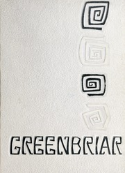Fuquay Springs High School - Greenbriar Yearbook (Fuquay Springs, NC) online yearbook collection, 1962 Edition, Page 1
