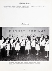 Page 13, 1966 Edition, Fuquay Springs High School - Greenbriar Yearbook (Fuquay Springs, NC) online yearbook collection