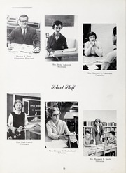 Page 14, 1966 Edition, Fuquay Springs High School - Greenbriar Yearbook (Fuquay Springs, NC) online yearbook collection