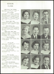 Page 13, 1955 Edition, Central Junior High School - Lions Paw Yearbook (Greensboro, NC) online yearbook collection