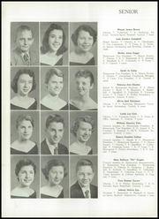 Page 14, 1955 Edition, Central Junior High School - Lions Paw Yearbook (Greensboro, NC) online yearbook collection