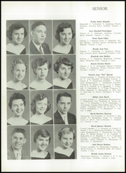 Page 16, 1955 Edition, Central Junior High School - Lions Paw Yearbook (Greensboro, NC) online yearbook collection