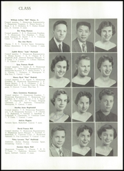 Page 17, 1955 Edition, Central Junior High School - Lions Paw Yearbook (Greensboro, NC) online yearbook collection