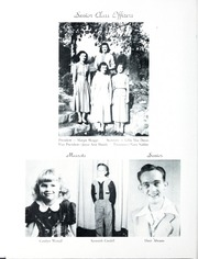 Page 10, 1950 Edition, Pleasant Gardens School - Pines Yearbook (Marion, NC) online yearbook collection