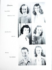 Page 11, 1950 Edition, Pleasant Gardens School - Pines Yearbook (Marion, NC) online yearbook collection