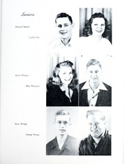 Page 13, 1950 Edition, Pleasant Gardens School - Pines Yearbook (Marion, NC) online yearbook collection