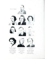 Page 8, 1950 Edition, Pleasant Gardens School - Pines Yearbook (Marion, NC) online yearbook collection