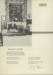 Page 12, 1956 Edition, Pleasant Gardens School - Pines Yearbook (Marion, NC) online yearbook collection