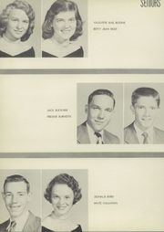 Page 16, 1956 Edition, Pleasant Gardens School - Pines Yearbook (Marion, NC) online yearbook collection