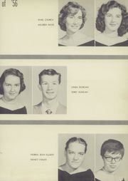 Page 17, 1956 Edition, Pleasant Gardens School - Pines Yearbook (Marion, NC) online yearbook collection