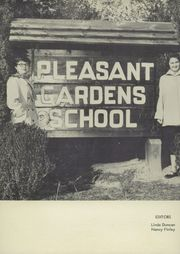 Page 6, 1956 Edition, Pleasant Gardens School - Pines Yearbook (Marion, NC) online yearbook collection