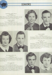 Page 10, 1952 Edition, Coleridge High School - Magnolia Yearbook (Coleridge, NC) online yearbook collection