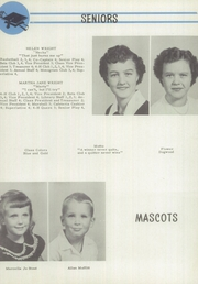 Page 12, 1952 Edition, Coleridge High School - Magnolia Yearbook (Coleridge, NC) online yearbook collection
