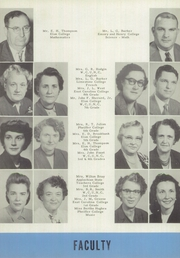 Page 8, 1952 Edition, Coleridge High School - Magnolia Yearbook (Coleridge, NC) online yearbook collection