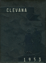 1953 Edition, Cleveland High School - Clevana Yearbook (Cleveland, NC)