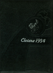 Page 1, 1954 Edition, Cleveland High School - Clevana Yearbook (Cleveland, NC) online yearbook collection