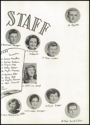 Page 11, 1954 Edition, Cleveland High School - Clevana Yearbook (Cleveland, NC) online yearbook collection