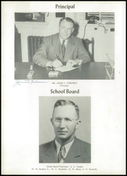 Page 12, 1954 Edition, Cleveland High School - Clevana Yearbook (Cleveland, NC) online yearbook collection