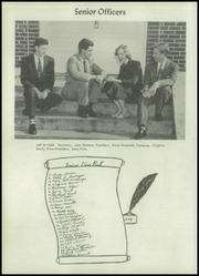Page 16, 1954 Edition, Cleveland High School - Clevana Yearbook (Cleveland, NC) online yearbook collection