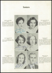 Page 17, 1954 Edition, Cleveland High School - Clevana Yearbook (Cleveland, NC) online yearbook collection
