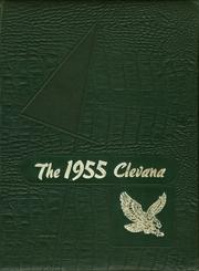 1955 Edition, Cleveland High School - Clevana Yearbook (Cleveland, NC)