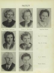 Page 13, 1949 Edition, Ridgecrest High School - Fledgling Yearbook (Stanfield, NC) online yearbook collection