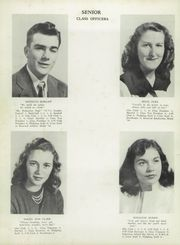Page 10, 1951 Edition, Ridgecrest High School - Fledgling Yearbook (Stanfield, NC) online yearbook collection