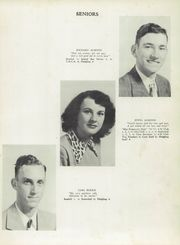 Page 11, 1951 Edition, Ridgecrest High School - Fledgling Yearbook (Stanfield, NC) online yearbook collection