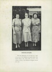 Page 6, 1951 Edition, Ridgecrest High School - Fledgling Yearbook (Stanfield, NC) online yearbook collection
