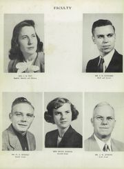 Page 8, 1951 Edition, Ridgecrest High School - Fledgling Yearbook (Stanfield, NC) online yearbook collection