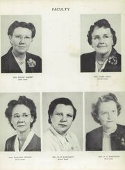 Page 9, 1951 Edition, Ridgecrest High School - Fledgling Yearbook (Stanfield, NC) online yearbook collection