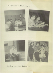 Page 10, 1957 Edition, Whitakers High School - Whitonian Yearbook (Whitakers, NC) online yearbook collection