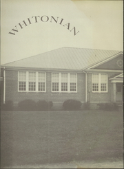 Page 6, 1957 Edition, Whitakers High School - Whitonian Yearbook (Whitakers, NC) online yearbook collection