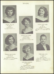 Page 11, 1953 Edition, South Fork High School - Treasure Chest Yearbook (Winston Salem, NC) online yearbook collection