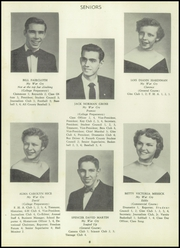 Page 12, 1953 Edition, South Fork High School - Treasure Chest Yearbook (Winston Salem, NC) online yearbook collection