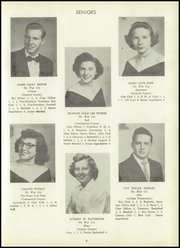 Page 13, 1953 Edition, South Fork High School - Treasure Chest Yearbook (Winston Salem, NC) online yearbook collection
