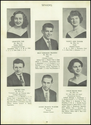 Page 14, 1953 Edition, South Fork High School - Treasure Chest Yearbook (Winston Salem, NC) online yearbook collection