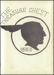 Page 5, 1953 Edition, South Fork High School - Treasure Chest Yearbook (Winston Salem, NC) online yearbook collection