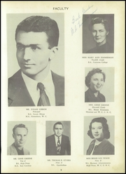 Page 7, 1953 Edition, South Fork High School - Treasure Chest Yearbook (Winston Salem, NC) online yearbook collection