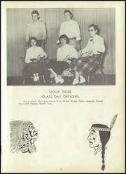 Page 9, 1953 Edition, South Fork High School - Treasure Chest Yearbook (Winston Salem, NC) online yearbook collection